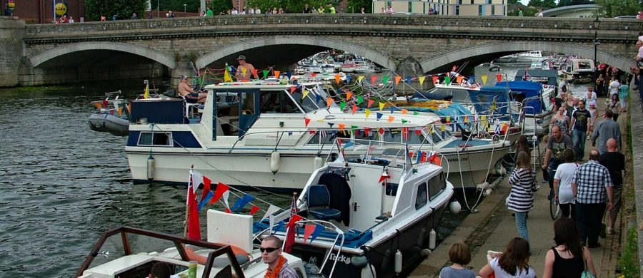 Maidstone Boat Gathering